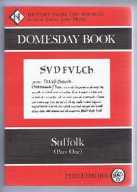 Domesday Book. Volume 34: Suffolk (Part One)
