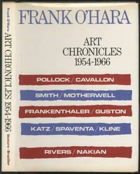 Art Chronicles 1954-1966
