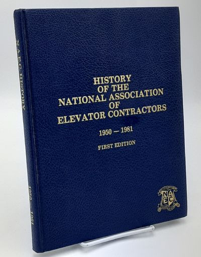 Mobile. : Elevator World. , 1982. Blue leatherette, gilt titles. . A very good copy with no dustjack...