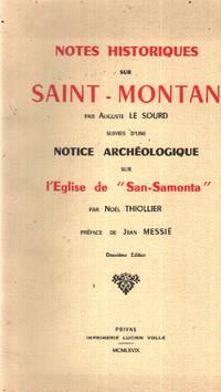 Notice archéologique sur l'église de san-samonta