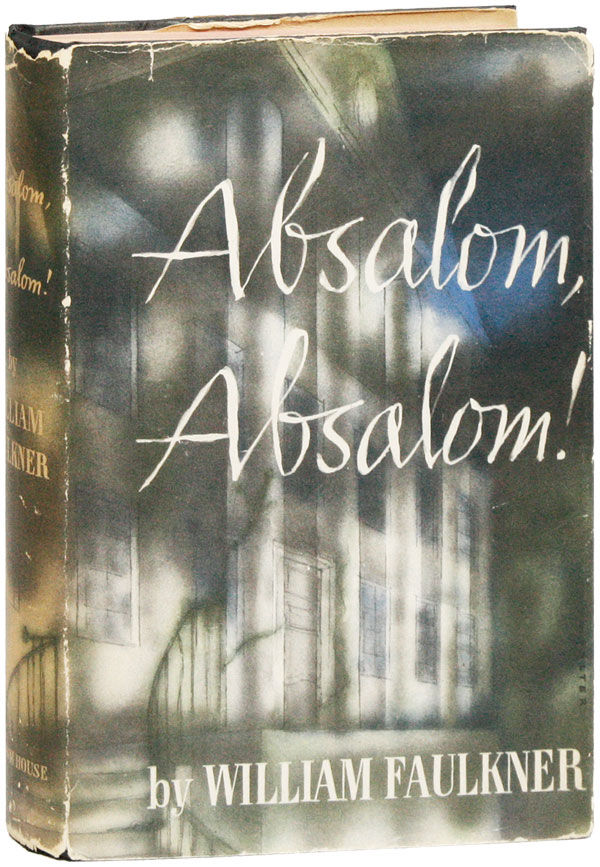 an analysis of the novel absalom absalom by william faulkner Home faulkner, william absalom, absalom this copy of absalom, absalom offered for sale by bookbid rare books for.