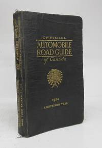 Official Automobile Road Guide of Canada, 1924