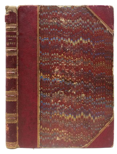 London: Whittaker Treacher & Co, 1832. 1st edition. Presentation copy. Maroon half leather with marb...