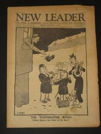 The New Leader Incorporating 'The Labour Leader': December 23rd 1927