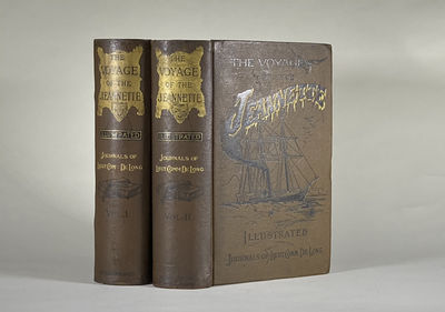 Boston: Broughton, Mifflin and Company 1884. 2 Volumes. Thick 4to, Volume I: (xii) 440pp., engraved ...