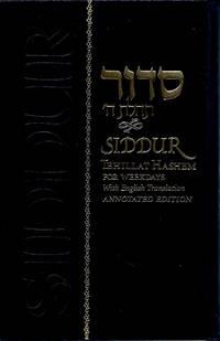 Siddur__Tehillat Hashem__For Weekdays