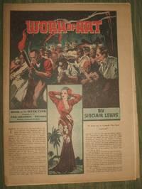 image of Work of Art   Part 1       Philadelphia Record Supplement Jan. 27, 1935
