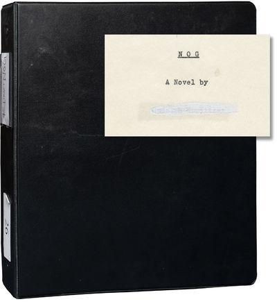N.p.: N.p., 1968. Archive of manuscript material for Rudolph Wurlitzer's 1968 debut novel