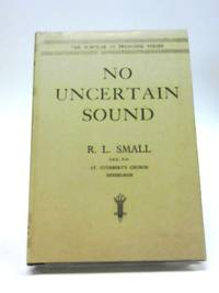 image of No Uncertain Sound