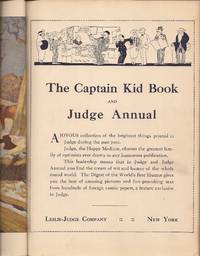 image of The Captain Kid Book and Judge Annual, Volume 82, Number 2112 thru 2125