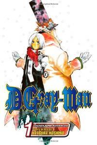 D GRAY MAN GN VOL 01 (CURR PTG) (C: 1-0-0): Opening