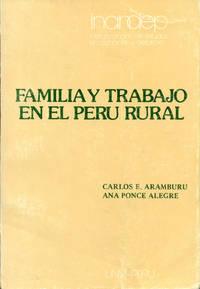 FAMILIA Y TRABAJO EN EL PERU RURAL