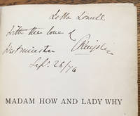 Madam How and Lady Why: Or, First Lessons in Earth Lore for Children