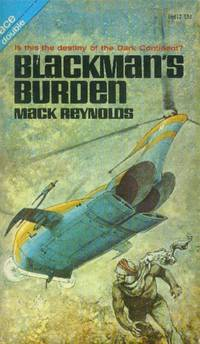 Border, Breed Nor Birth / Blackman's Burden (Ace Double) by  Mack Reynolds - Paperback - First Pb Ptg. - 1972 - from Paperback Recycler (SKU: 46807)