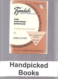 image of Pastoral Epistles (Tyndale New Testament Commentaries)