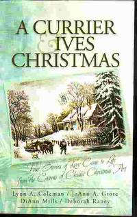 image of Currier And Ives Christmas Includes Snow Storm, Image of Love, Dreams and  Secrets, & Circle O Blessings