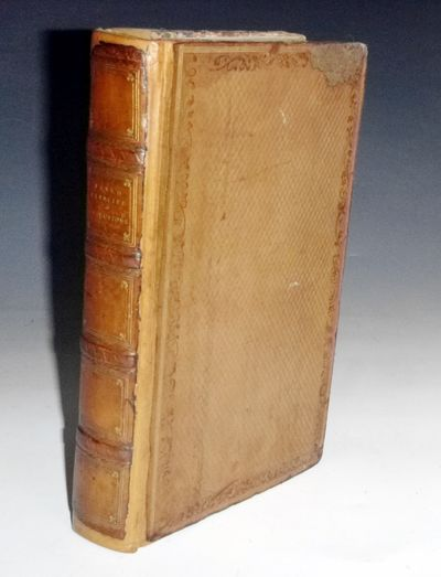 London: William Clowes, 1824. Octavo. Revised by the present author upon King's orders. xvi, 335pp.,...