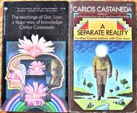 The Teachings of Don Juan: A Yaqui Way of Knowledge. and A Separate Reality: Further Conversations with Don Juan by  Carlos Castaneda - Paperback - from Ken Jackson and Biblio.com