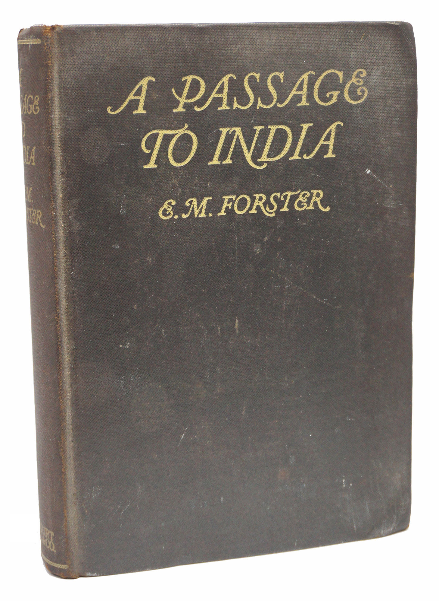 a justification of the title a passage to india by e m forster Essays and criticism on e m forster's a passage to india - critical evaluation forster took his title from the walt whitman poem by the same name, an odd choice, since whitman's vision is of the total unity of all people while in forster's novel the attempt to unite people fails at all levels the book is divided into three.
