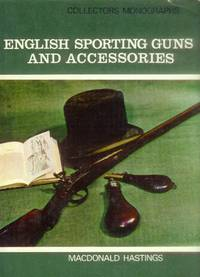 image of English Sporting Guns and Accessories (Collectors Monographs)