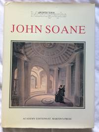 John Soane (Architectural Monographs)