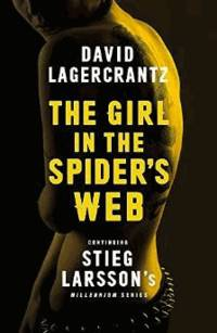 The Girl in the Spider's Web (Signed Numbered First Edition)