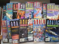 image of Analog: science fiction and fact, Mar 2002 - Aug 2003 [broken run of 15  issues]