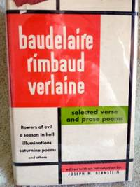 image of Baudelaire, Rimbaud, Verlaine: Selected Verse and Prose Poems