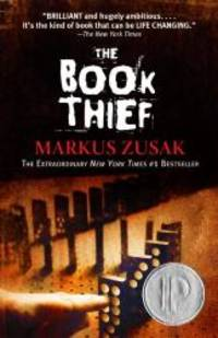 image of The Book Thief (Turtleback School & Library Binding Edition)