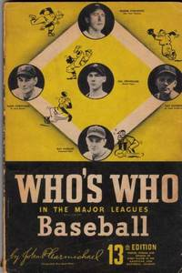 Who's Who in the Major Leagues Baseball