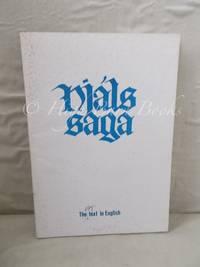 Njal's Saga: The Play Text in English
