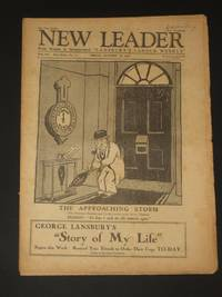 The New Leader Incorporating 'The Labour Leader': October 28th 1927