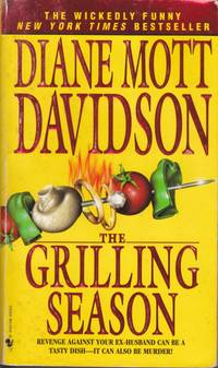 The Grilling Season (Goldy Culinary Mysteries, Book 7)