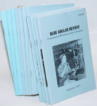 image of Blue collar review: journal of progressive working class literature [12 issues]