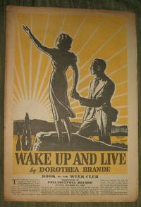 image of Wake Up and Live       Philadelphia Record Supplement October 17, 1937