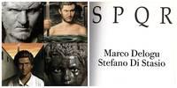SPQR by  Marco e Stefano Di Stasio DELOGU - First Edition - 2003 - from Studio Bibliografico Marini and Biblio.com