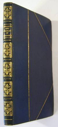 Padlocks and Girdles of Chastity: An historical and descriptive notice by  Alcide) (Bonneau - Hardcover - First edition in English - 1892 - from Thorn Books (SKU: 18142)