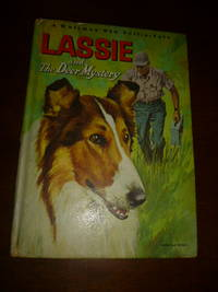 Lassie and the Deer Mystery (A Whitman Big Tell-a-Tale Book)