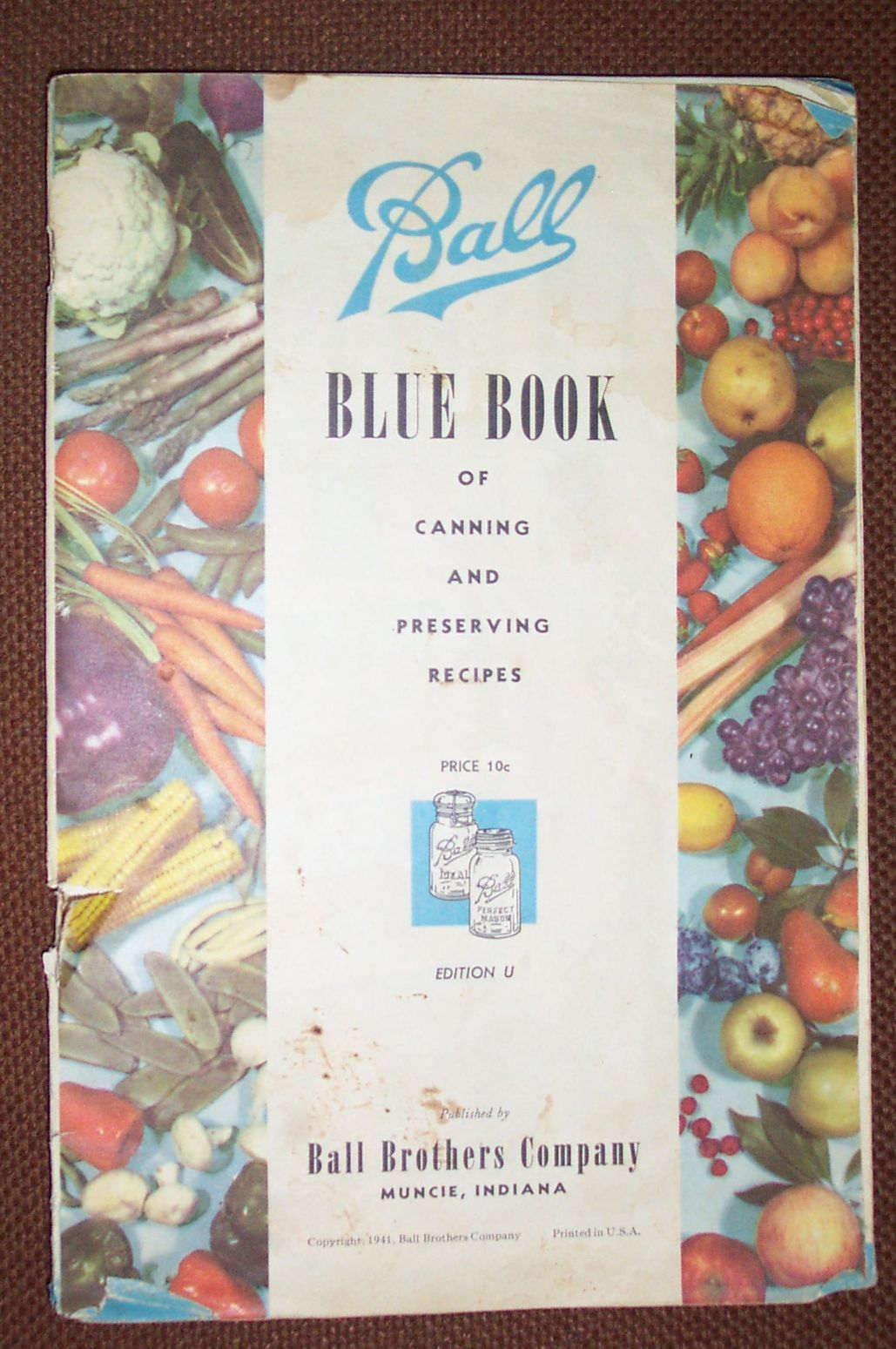 Ball Blue Book Guide to Preserving | eBay