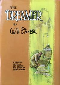 image of The DREAMER (Signed & Numbered Ltd. Hardcover Edition)