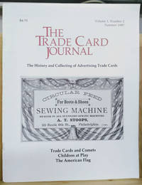 image of The Trade Card Journal, Volume One, Number Two: Summer 1987
