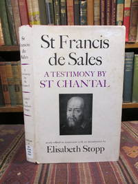 image of St. Francis de Sales A Testimony by St. Chantal