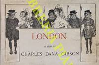 image of London as seen by Charles Dana Gibson.