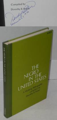 A working bibliography on the Negro in the United States