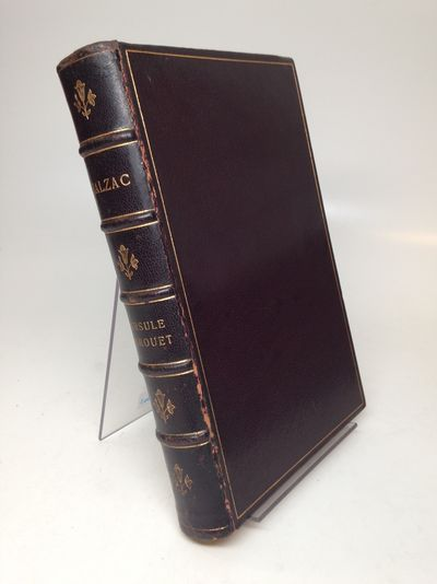 Paris: George Barrie, 1870. Limited. hardcover. very good(+). 45 volumes, numerous engraved illustra...