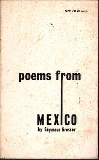 Poems from Mexico