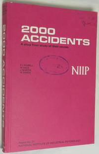 2000 Accidents, a Shop Floor Study of their Causes