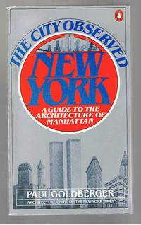 image of The City Observed : New York - Guide to the Architecture of Manhattan