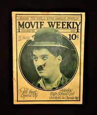 image of Movie Weekly Magazine, October 29, 1921 (complete issue)