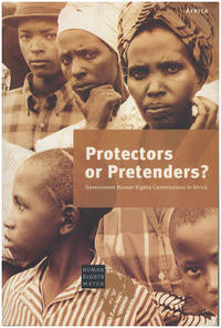 Protectors or Pretenders?: Government Human Rights Commissions in Africa